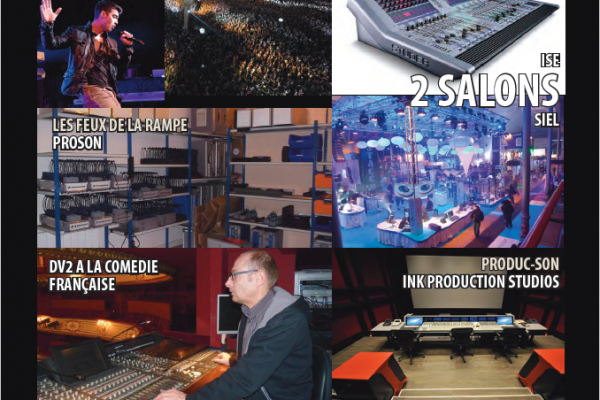 Article about Studio DES, France using Antelope Gear