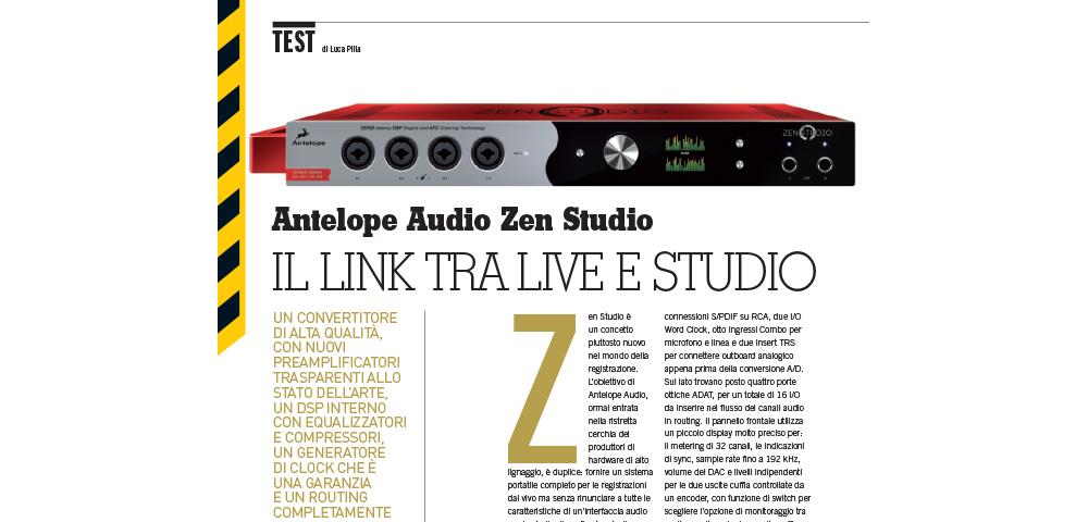 Zen Studio Review by Comp Music Studio