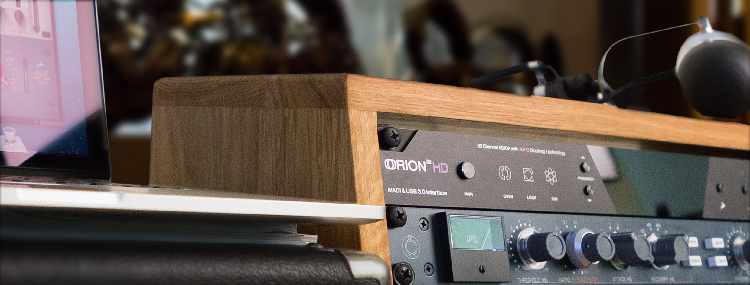 Orion32 HD won Music Players' Best of NAMM Award